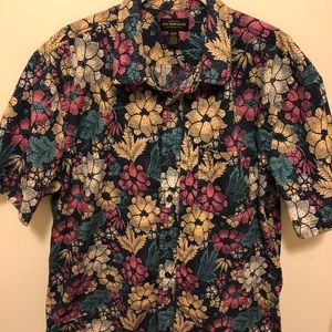 Men's Urban Outfitters floral button down US M